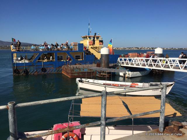 Ilha da Armona Algarve Kade
