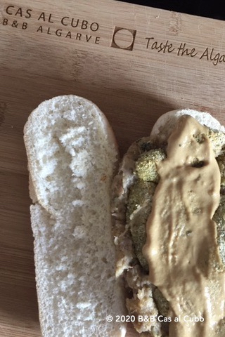 Broodje kroket