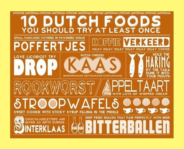 Hollandse specialiteiten
