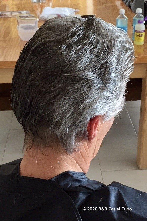 lang haar en de kapper is gesloten