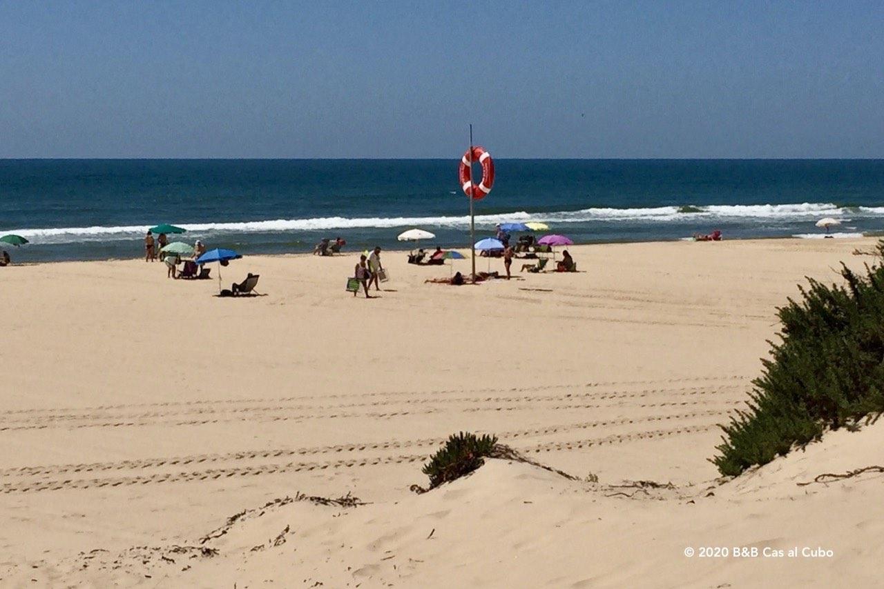 Praia do Cabeço - Manta Rota