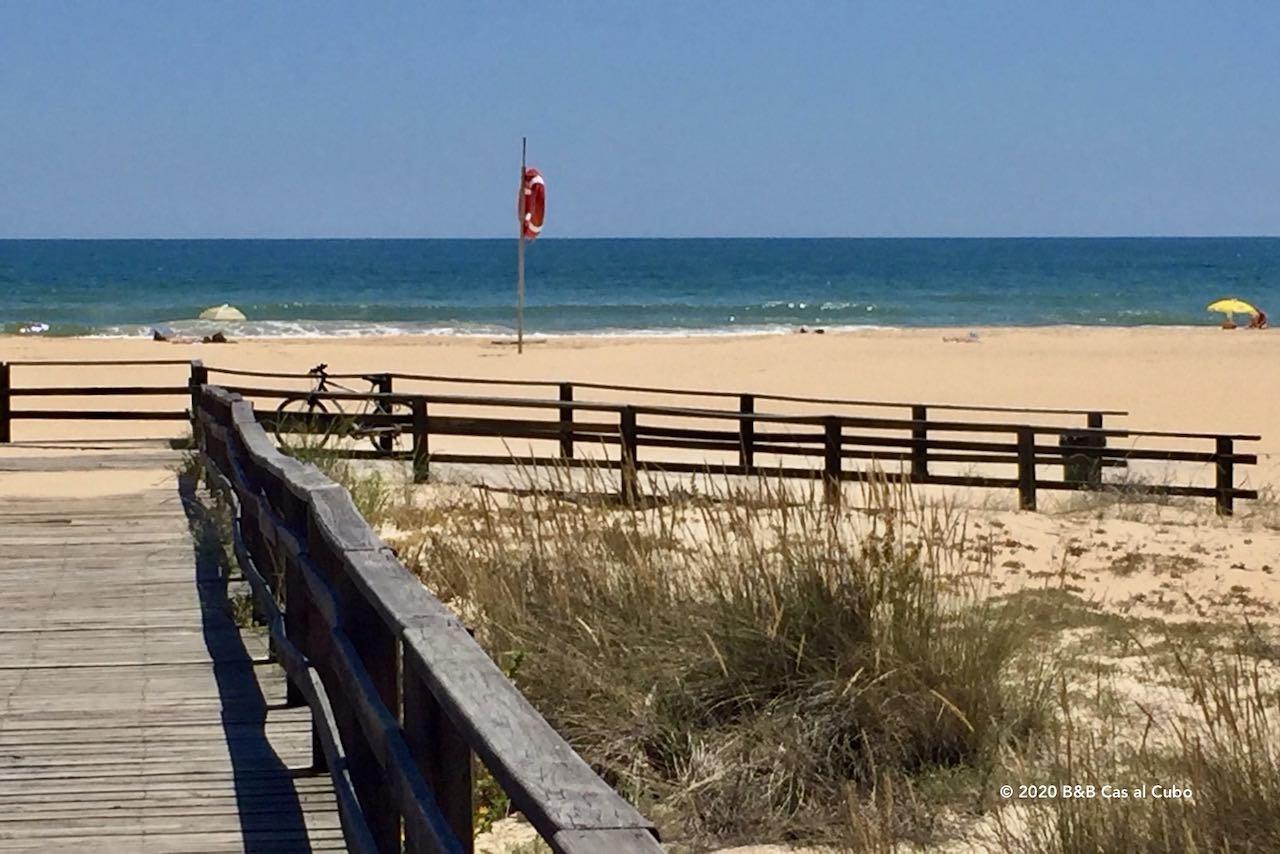 Strand van Manta Rota