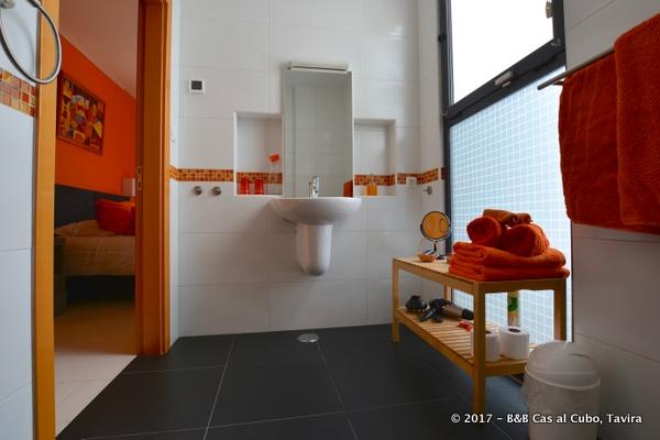 Suite Laranja - Bathroom