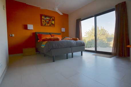 Bed Breakfast Algarve - Room Laranja | Weelchair Friendly | Garden | Ground floor